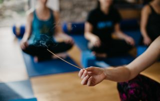 Yoga retreats in France