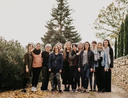 Retreat life as captured by a photographer